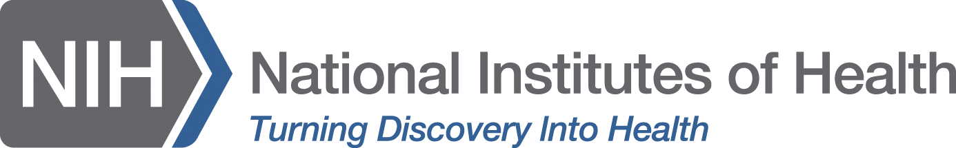 Logo for the National Institutes of Health.
